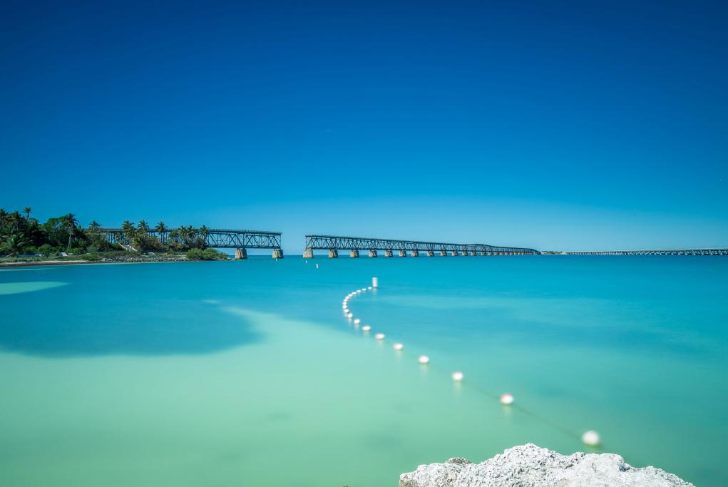 Bahía Rail Bridge - Key West