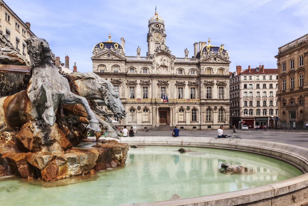 Ayuntamiento - Lyon