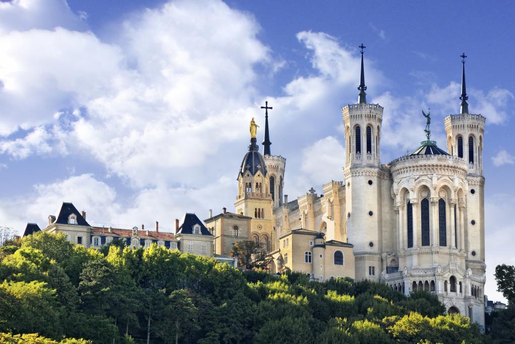 Basílica de Notre Dame - Lyon