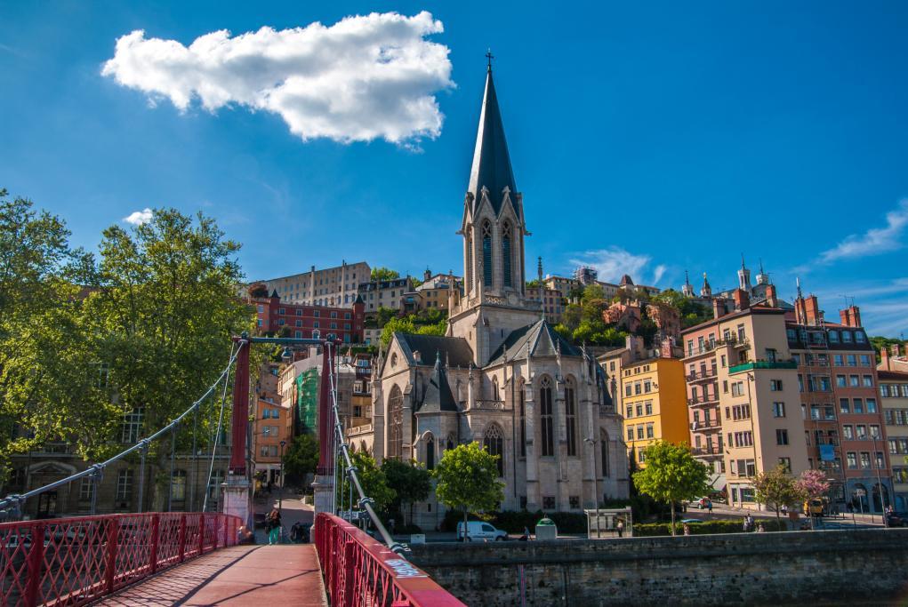 Catedral de St. George - Lyon