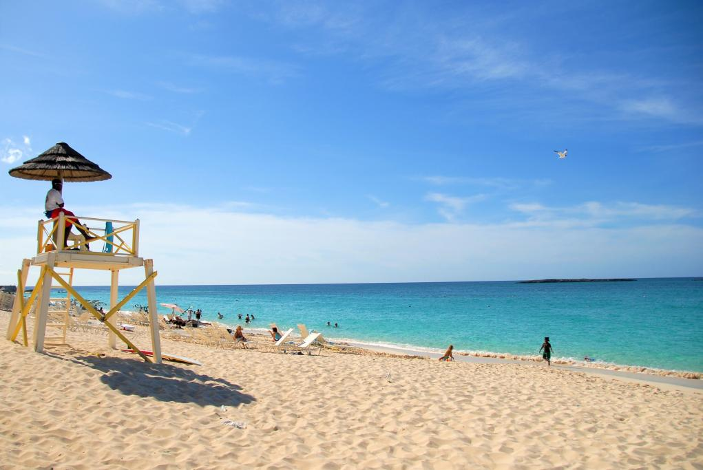 Playa Cable - Nassau