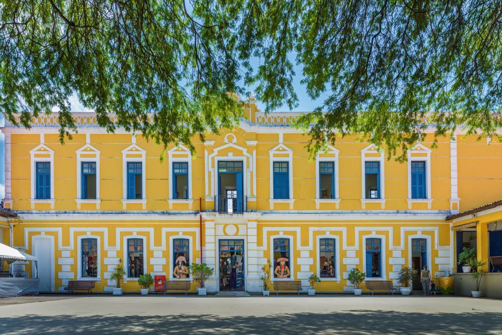 Centro de Turismo y Artesanía - Natal