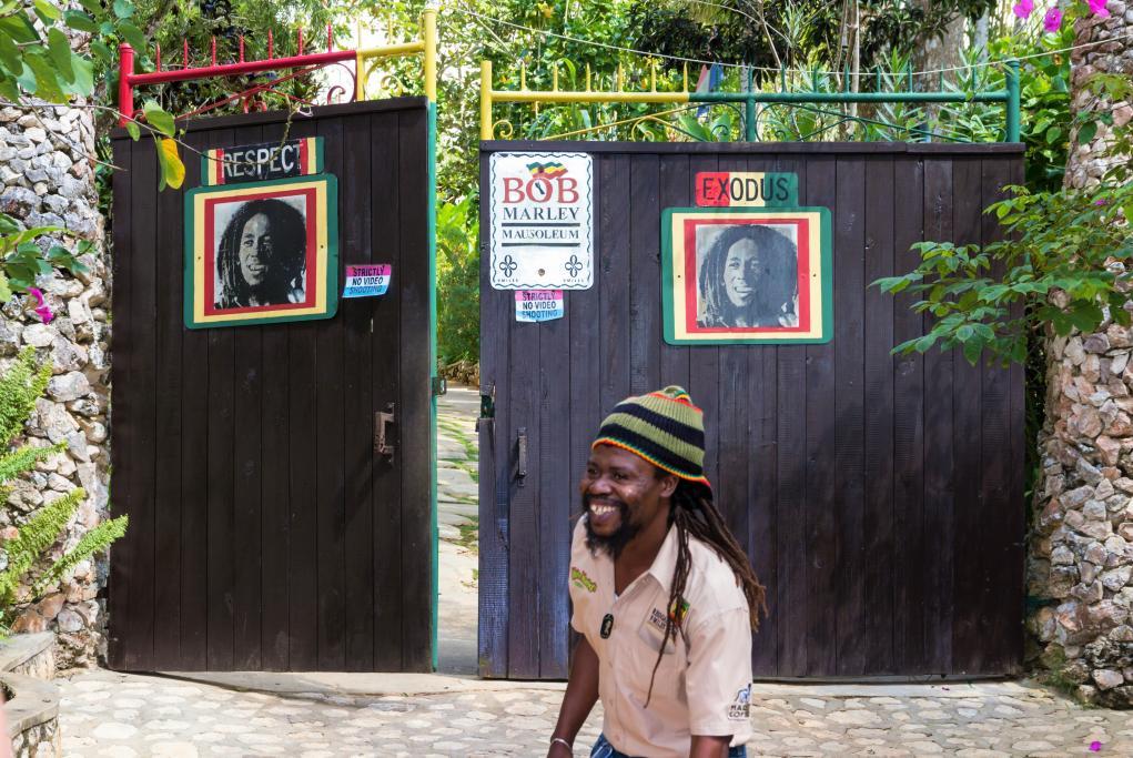 Mausoleo de Bob Marley - Ocho Ríos