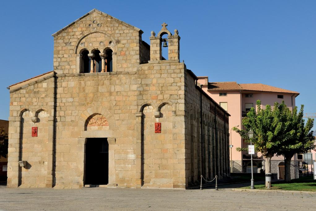 Catedral de Olbia - Olbia - Cerdeña