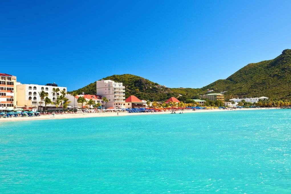 Great Bay Beach - Philipsburg - St. Maarten