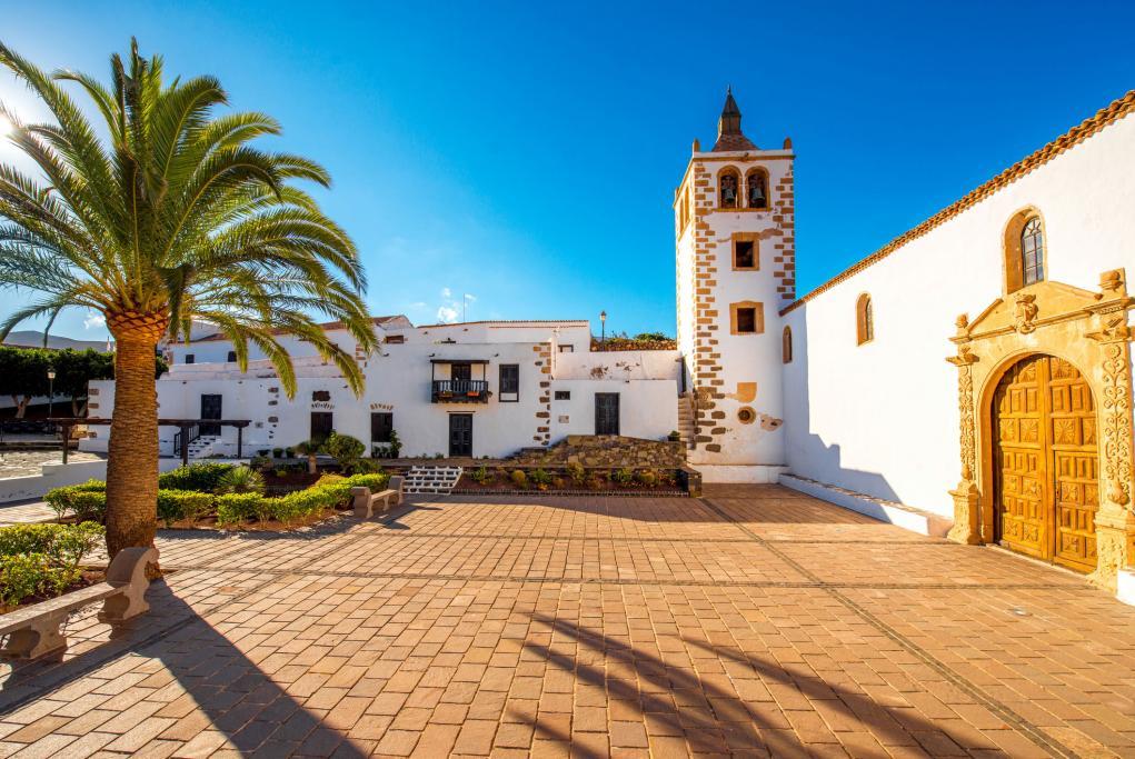Adea Betancuria - Puerto del Rosario