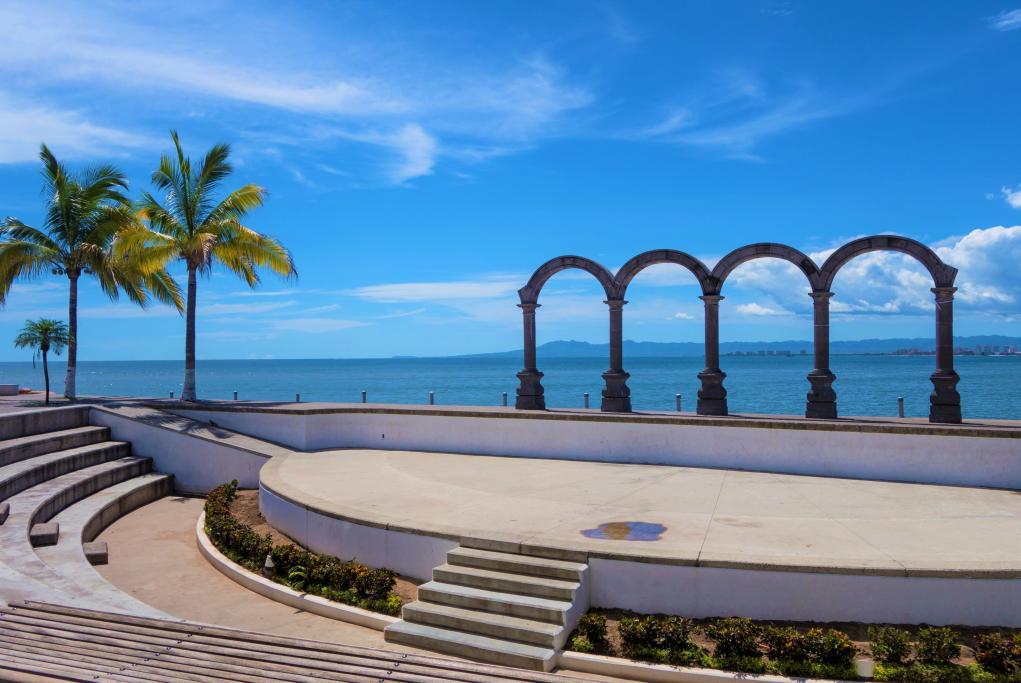 Anfiteatro del Malecón - Puerto Vallarta