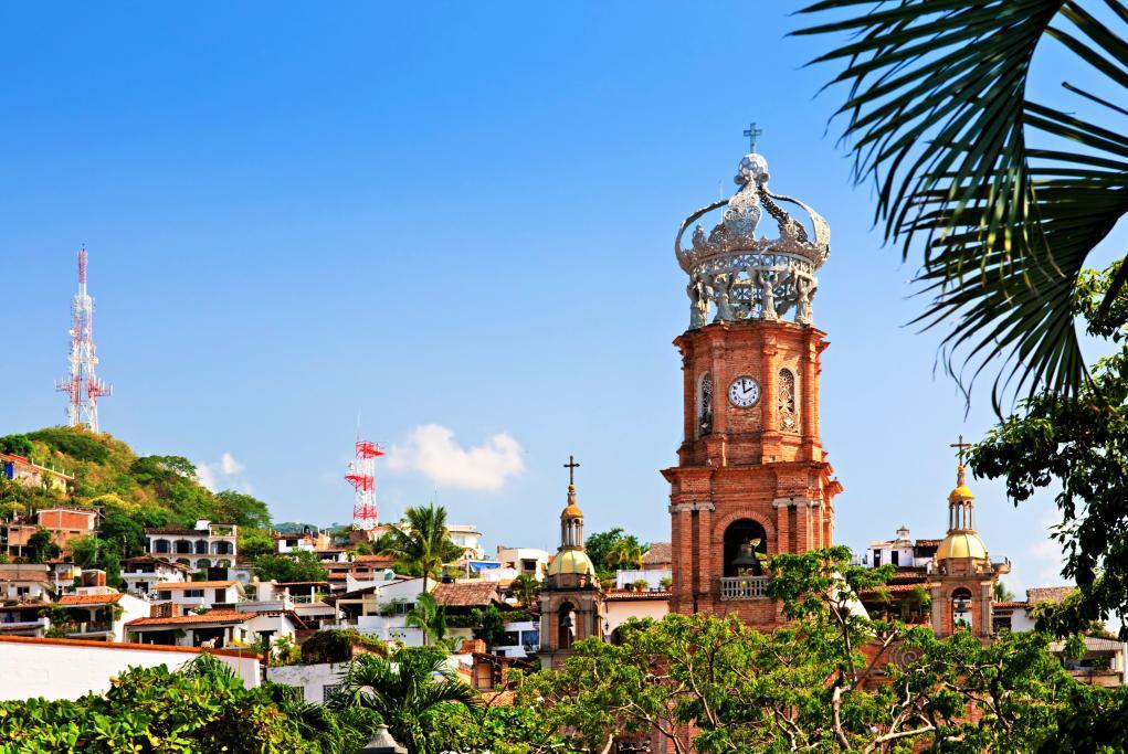Templo de Nuestra Señora de Guadalupe - Puerto Vallarta