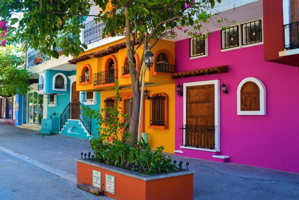 Zona romántica del casco antiguo - Puerto Vallarta