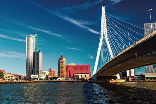 Puente de Erasmo - Rotterdam