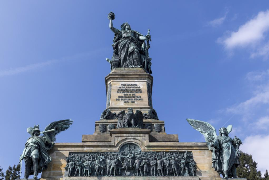 Monumento a Niederwald - Rudesheim
