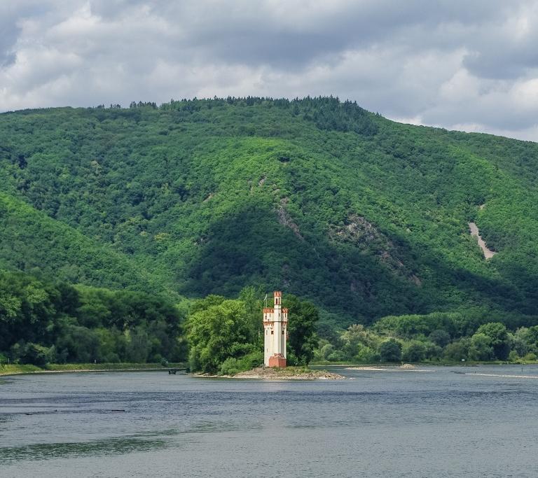 Torre Binger Mouse - Rudesheim