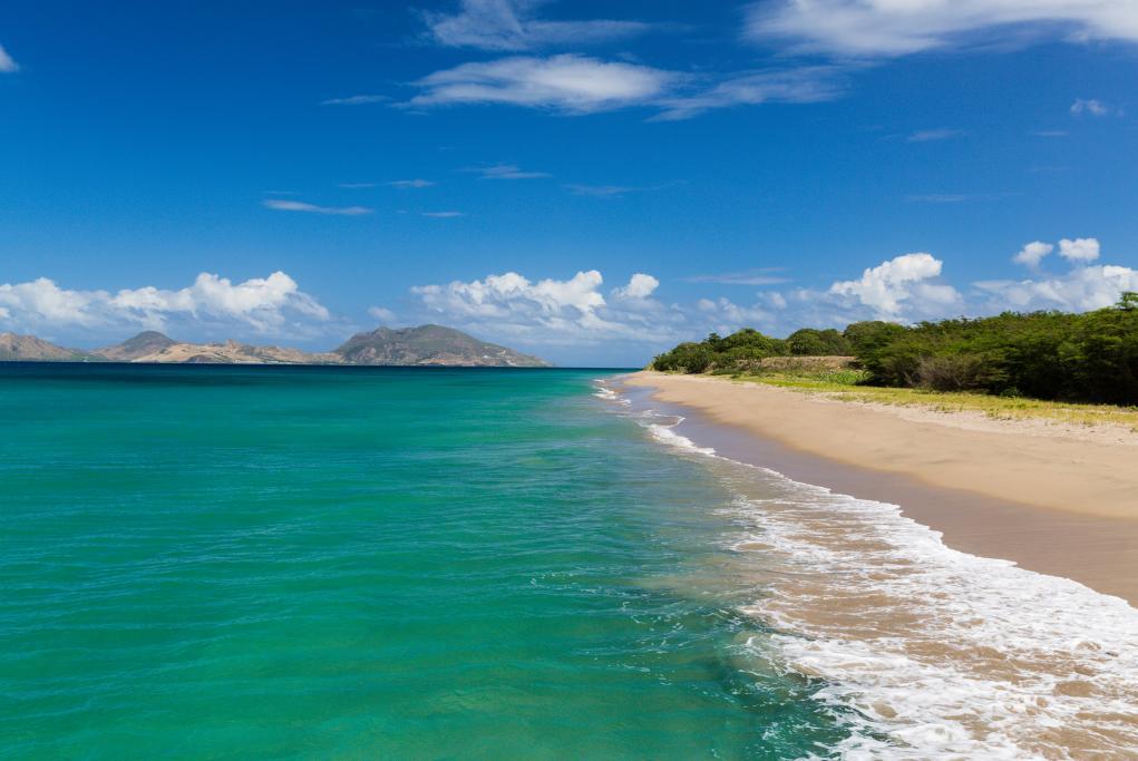 Playa Cockleshell - Saint Kitts