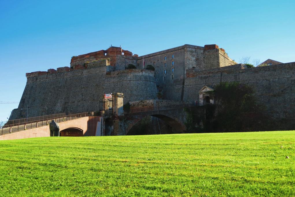 Fortaleza Priamar - Savona
