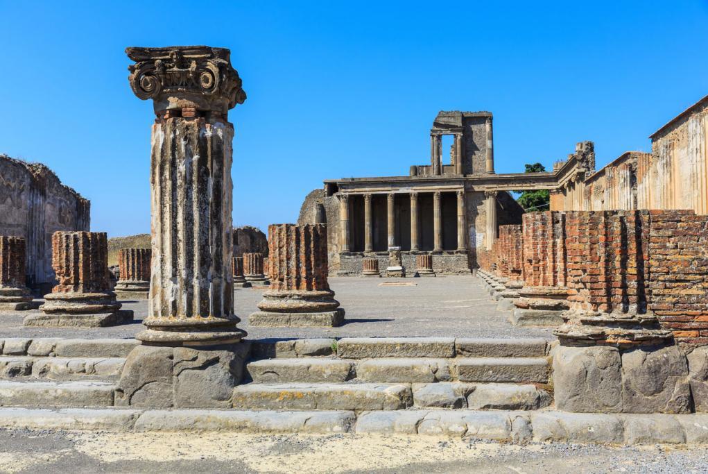 Pompeya - Sorrento