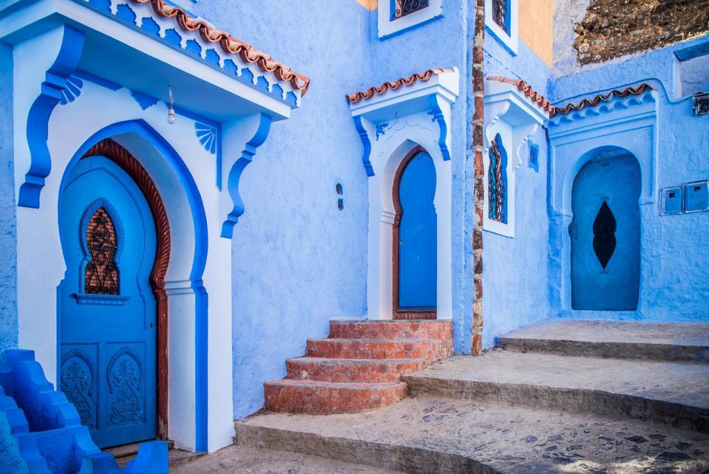 Chauen - Villa Azul - Tanger