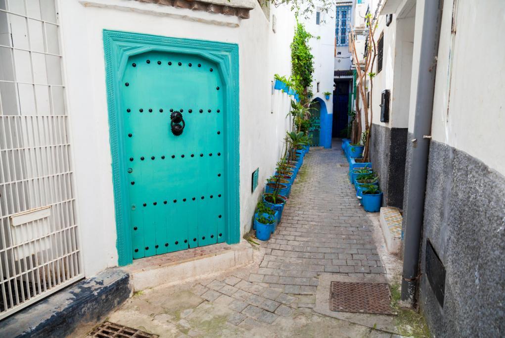 Medina Vieja - Tanger