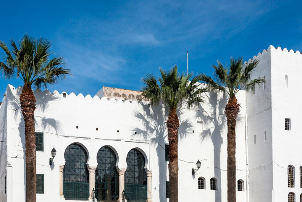 Palacio Dar el Makhzen - Tanger