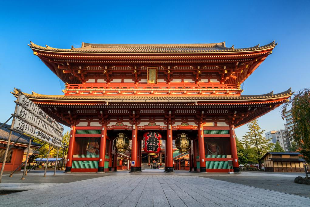 Templo Sensoji - Tokio