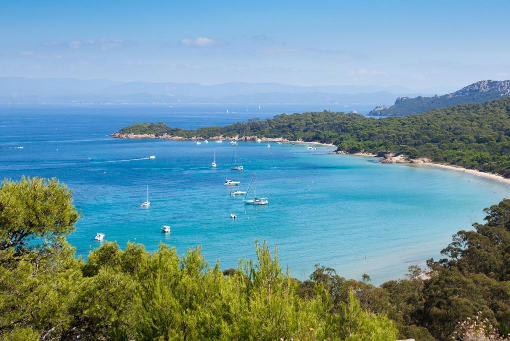 Calanques - Toulon - Marsella