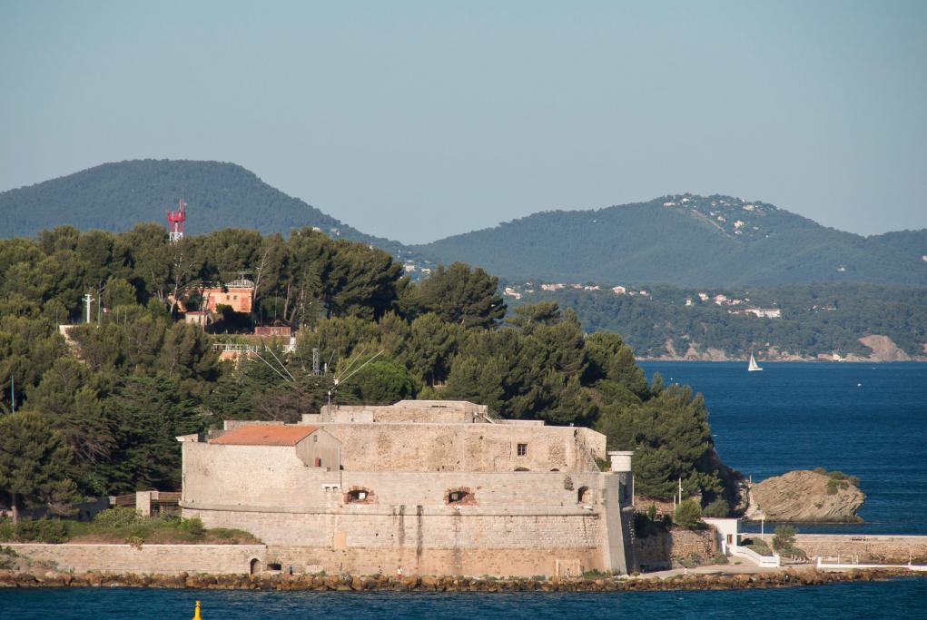 Fortaleza La Tour Royale - Toulon - Marsella