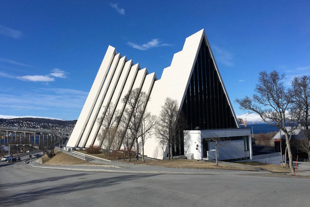 Catedral Ártica - Tromso
