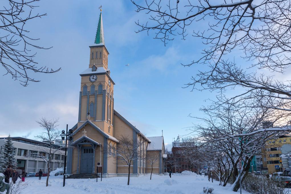 Catedral de Tromso - Tromso