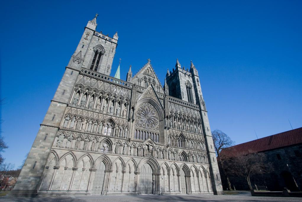 Catedral de Nidaros - Trondheim