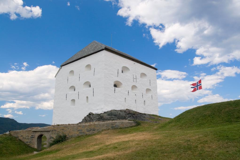Fortaleza Kristiansten - Trondheim
