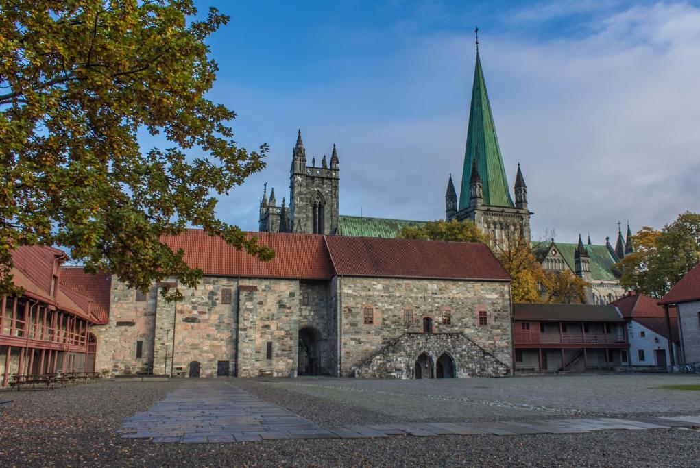Palacio del Arzobispo - Trondheim