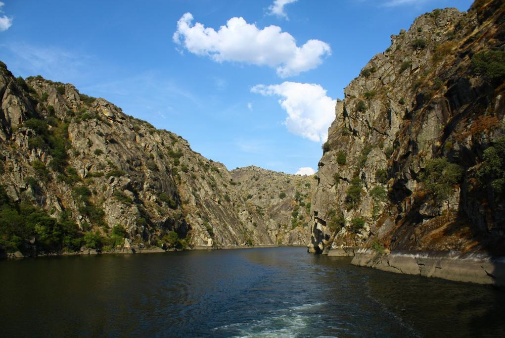 Parque Natural Los Arribes del Duero - Vega de Terrón