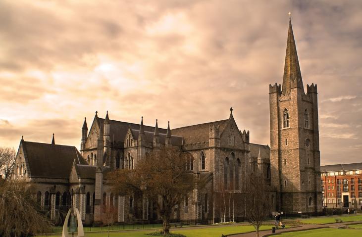 Catedral de San Patricio - Dublín