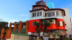 Casa-Museo La Sebastiana - Santiago de Chile - Valparaíso