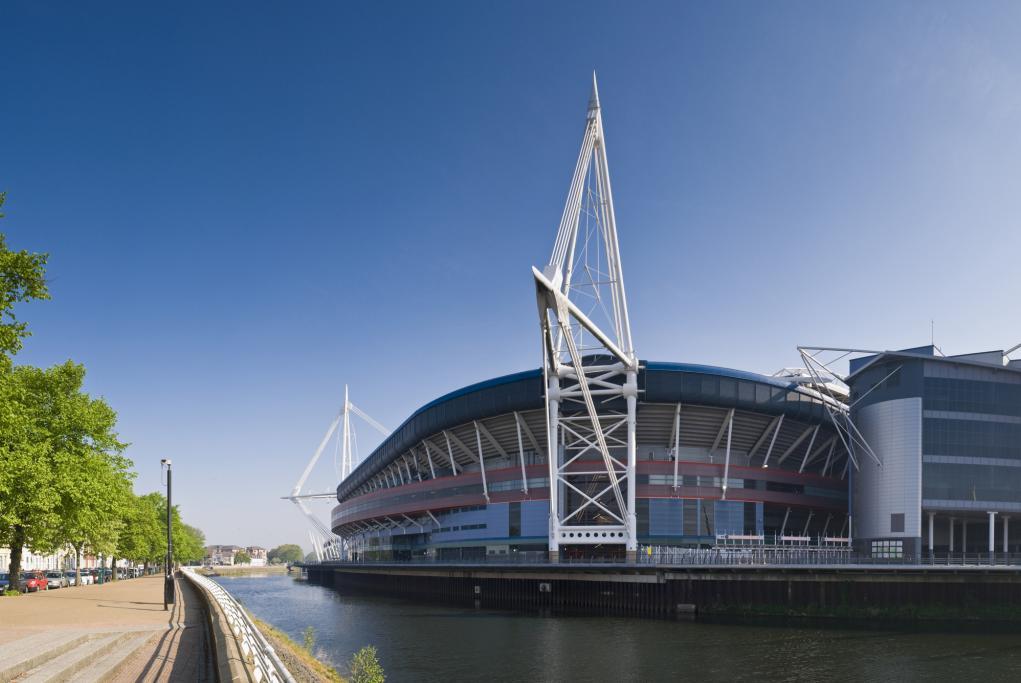 Millennium Stadium - Cardiff - Gales