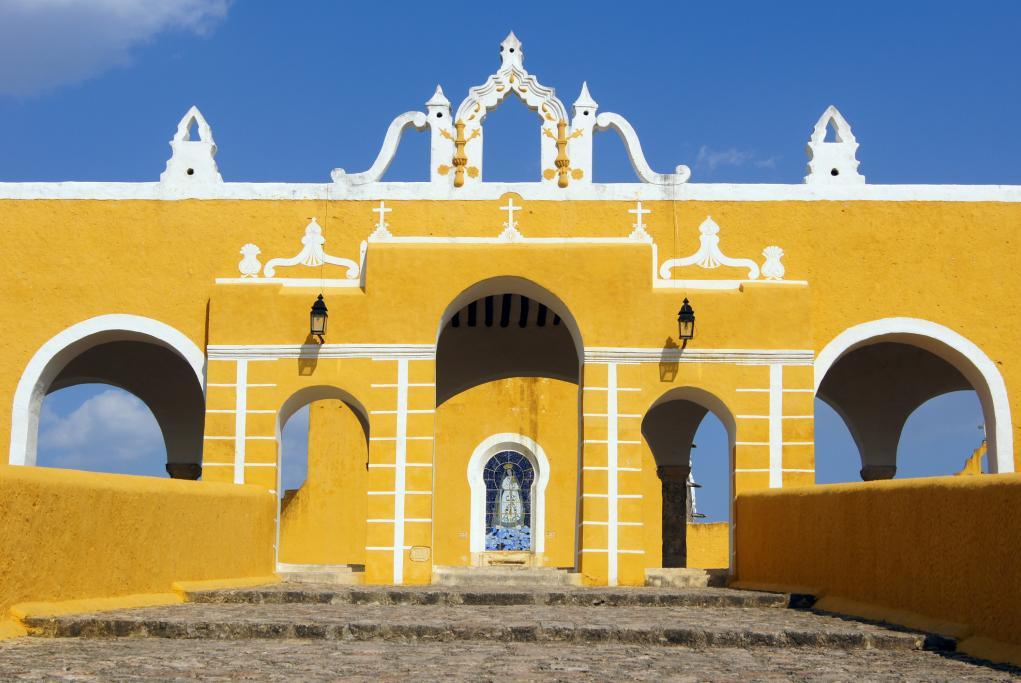 Izamal - Merida - Puerto Progreso