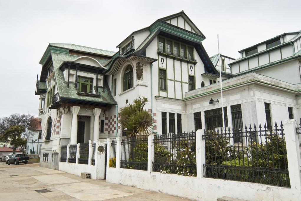 Palacio Baburizza - Santiago de Chile - Valparaíso