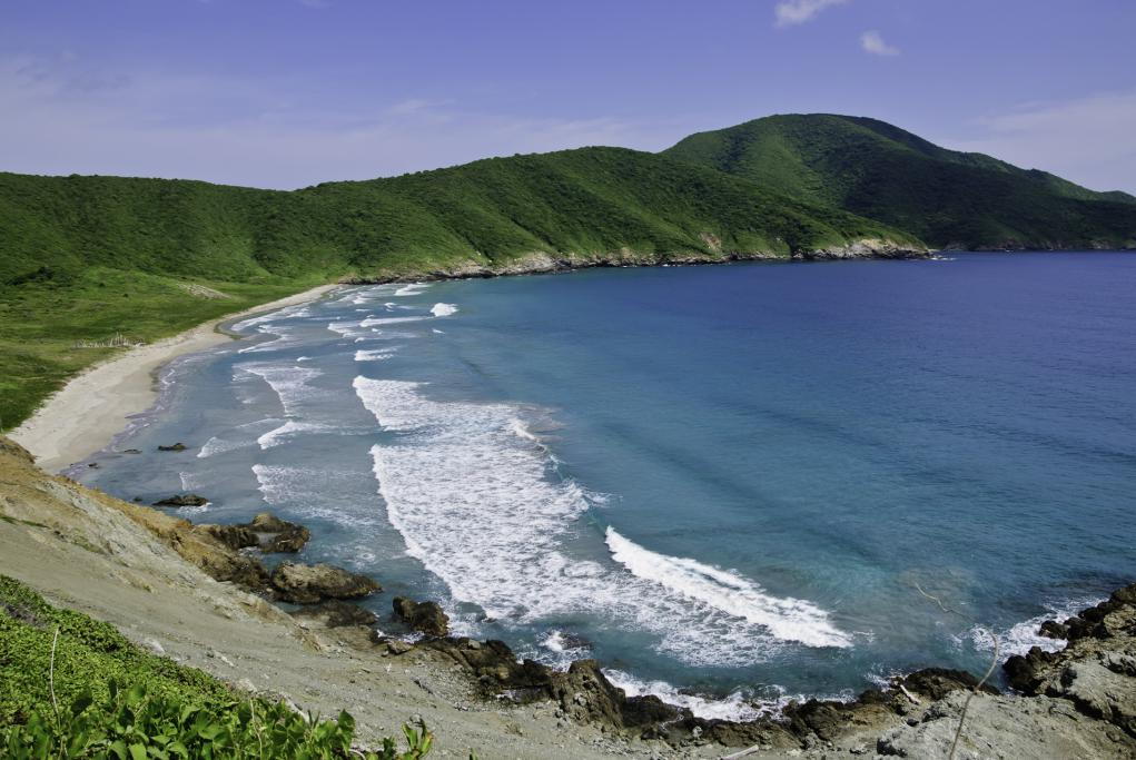 Playa Cristal - Santa Marta