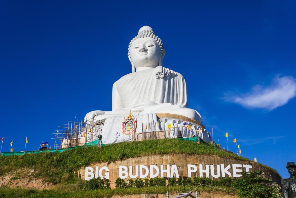 Gran buda de Phuket - Phuket