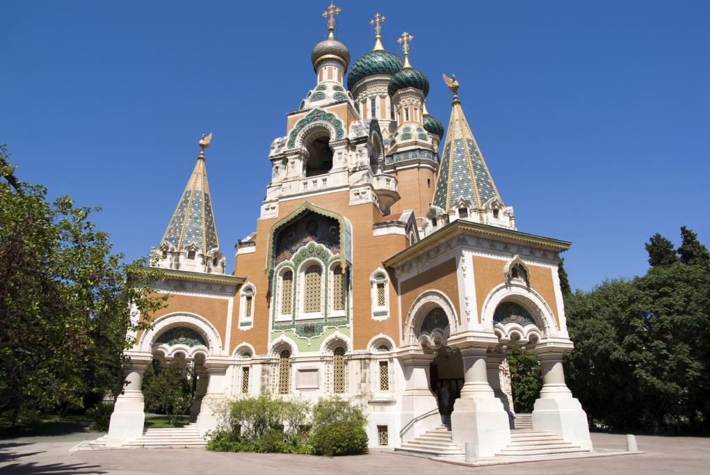 Catedral Saint Nicolás - Niza