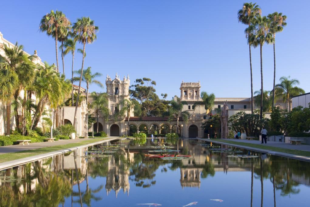 Parque Balboa - San Diego