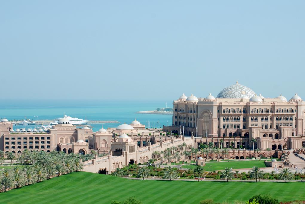 Hotel Emirates Palace - Abu Dhabi