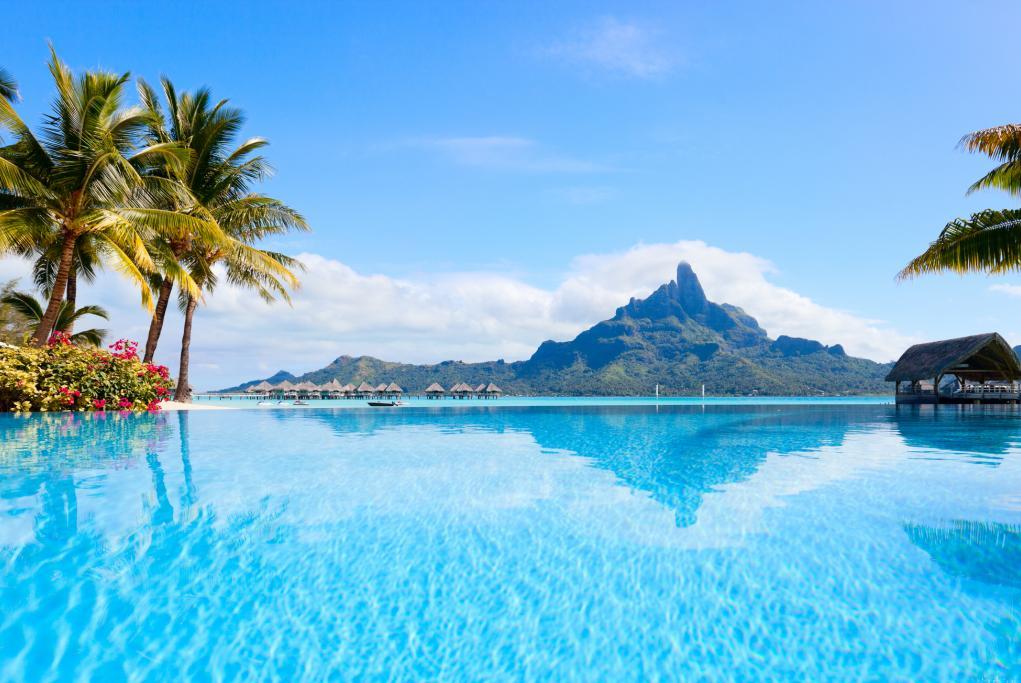 Bora Bora - Papeete