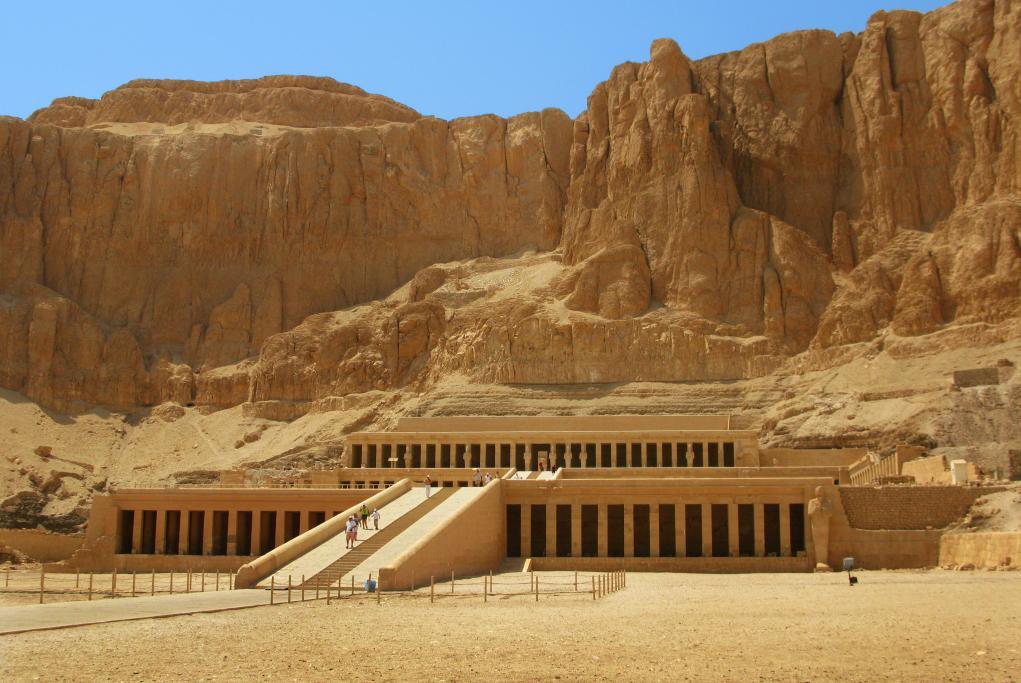 Templo funerario de Hatshepsut - Luxor