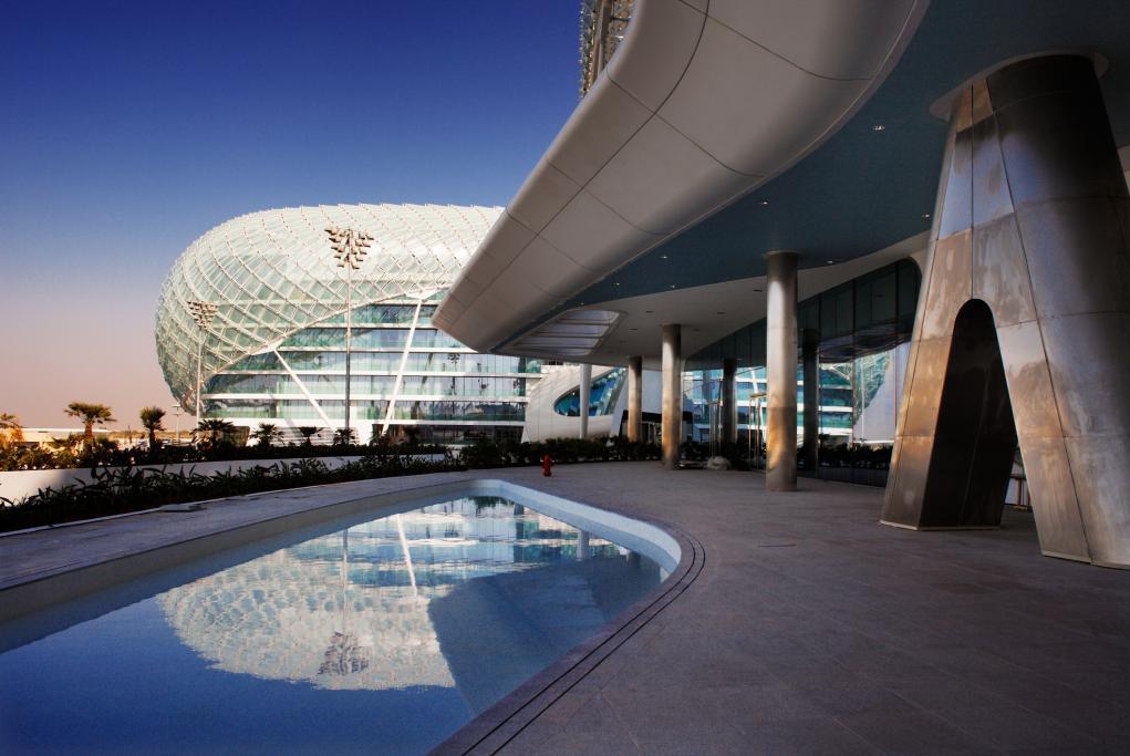 Yas Hotel + Circuito F1 - Abu Dhabi