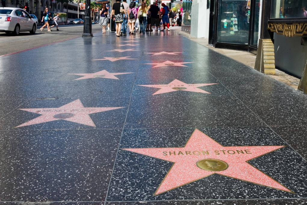 Hollywood Boulevard - Los Ángeles
