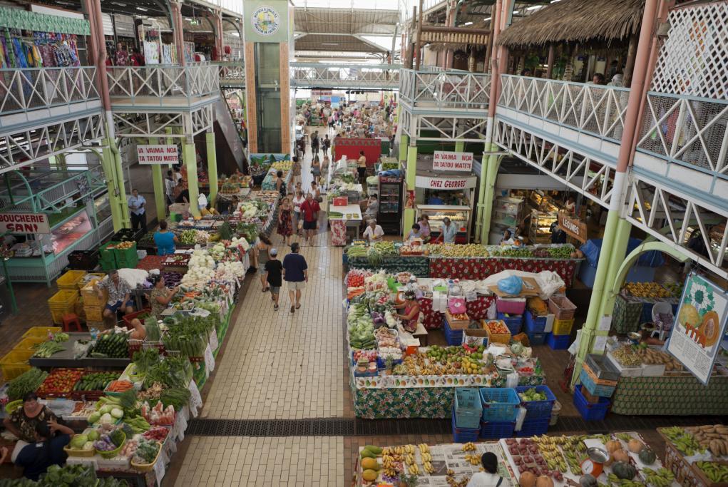 Mercado Municipal  - Papeete
