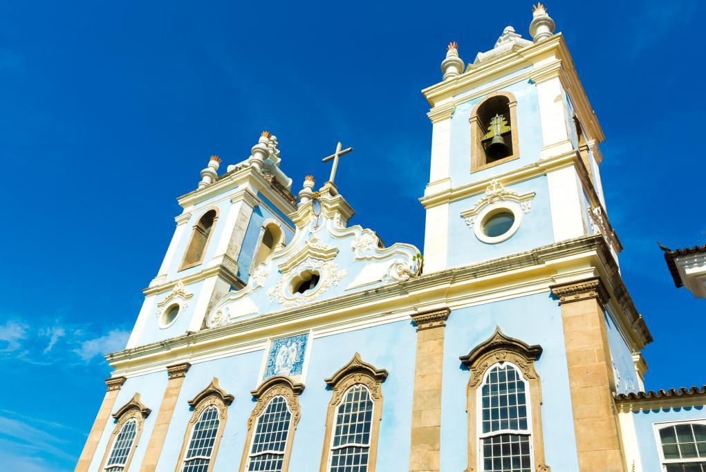 Iglesia y convento de San Francisco - Salvador de Bahía