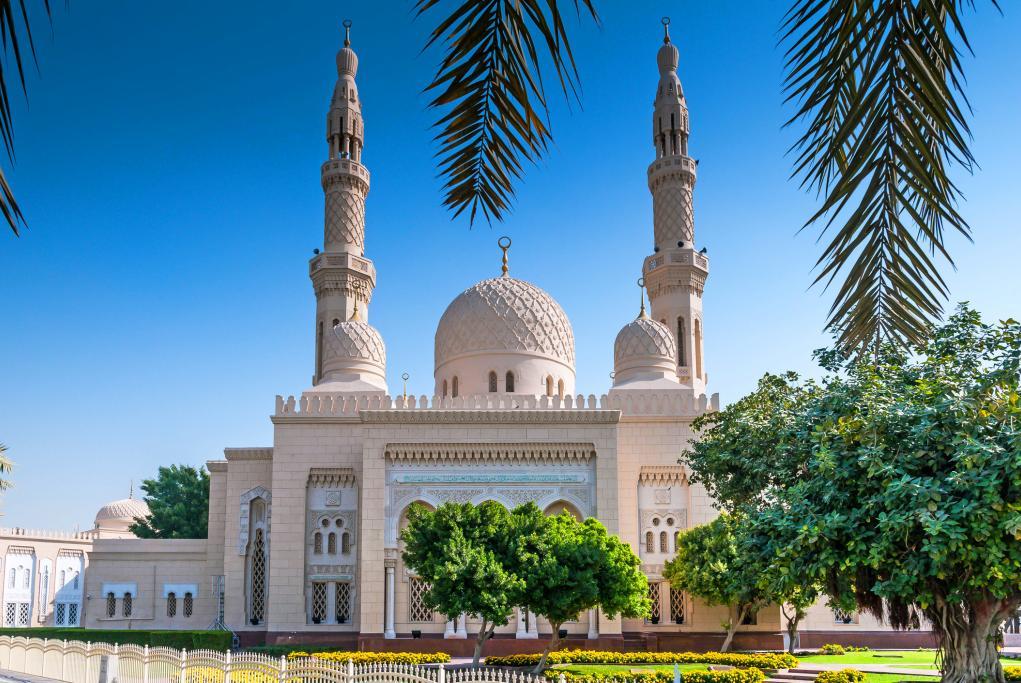 Mezquita Jumeirah - Dubai