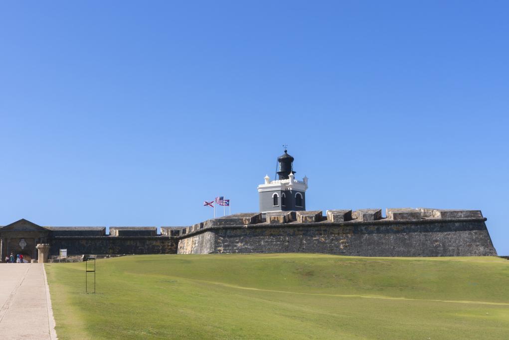 Castillo de San Felipe del Morro - San Juan