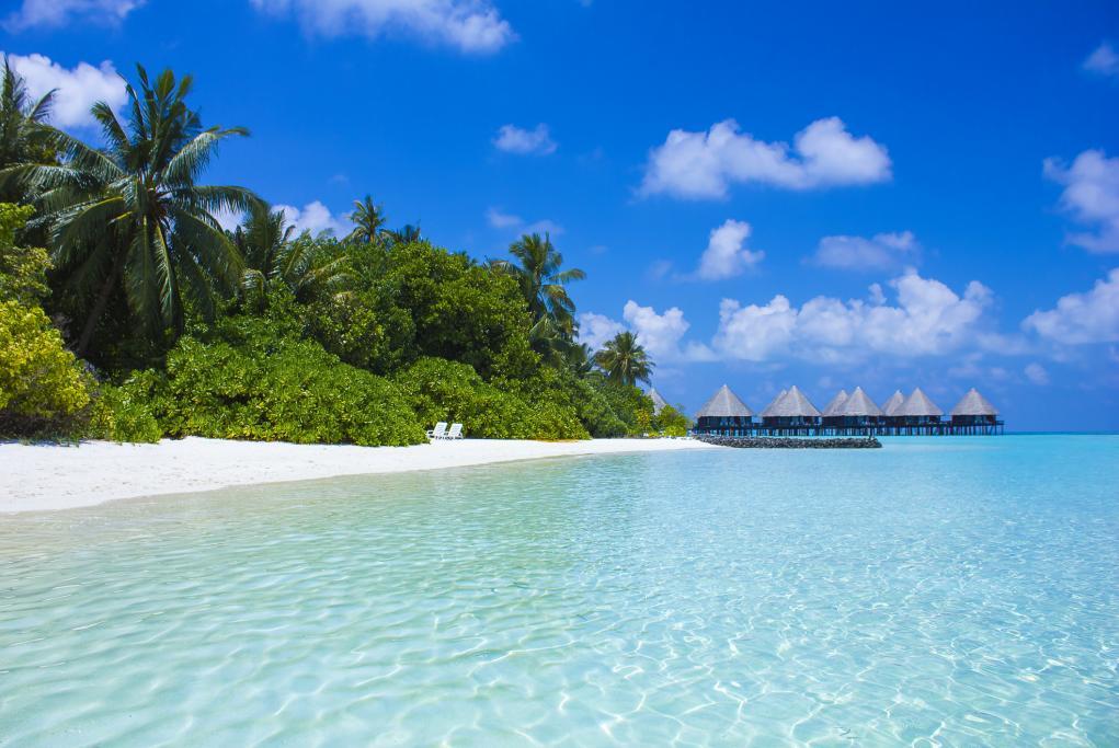 Playa Matira - Bora Bora - Islas de la Sociedad